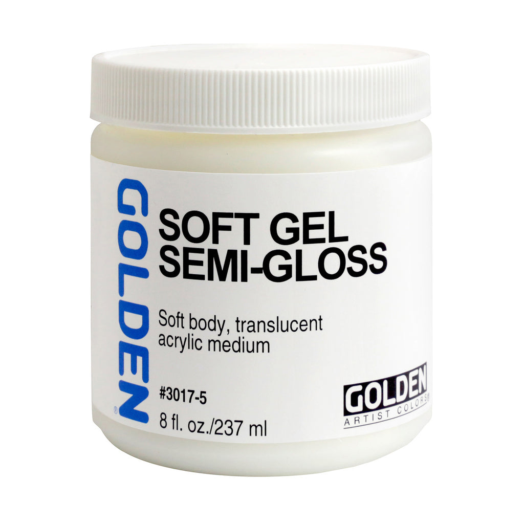 Golden Soft Gel Semi-Gloss