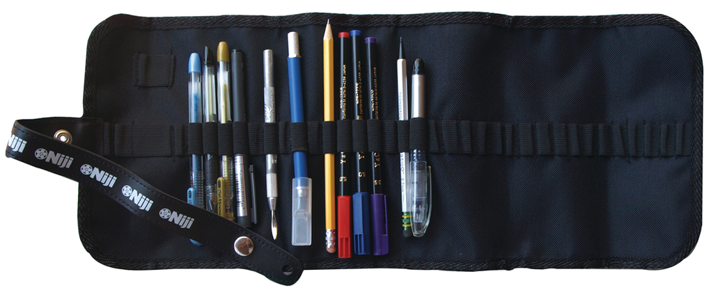 Niji Rollup Pencil Case