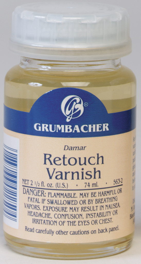 Retouch Varnish - 2.5oz