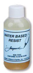Jacquard Water Based Resist