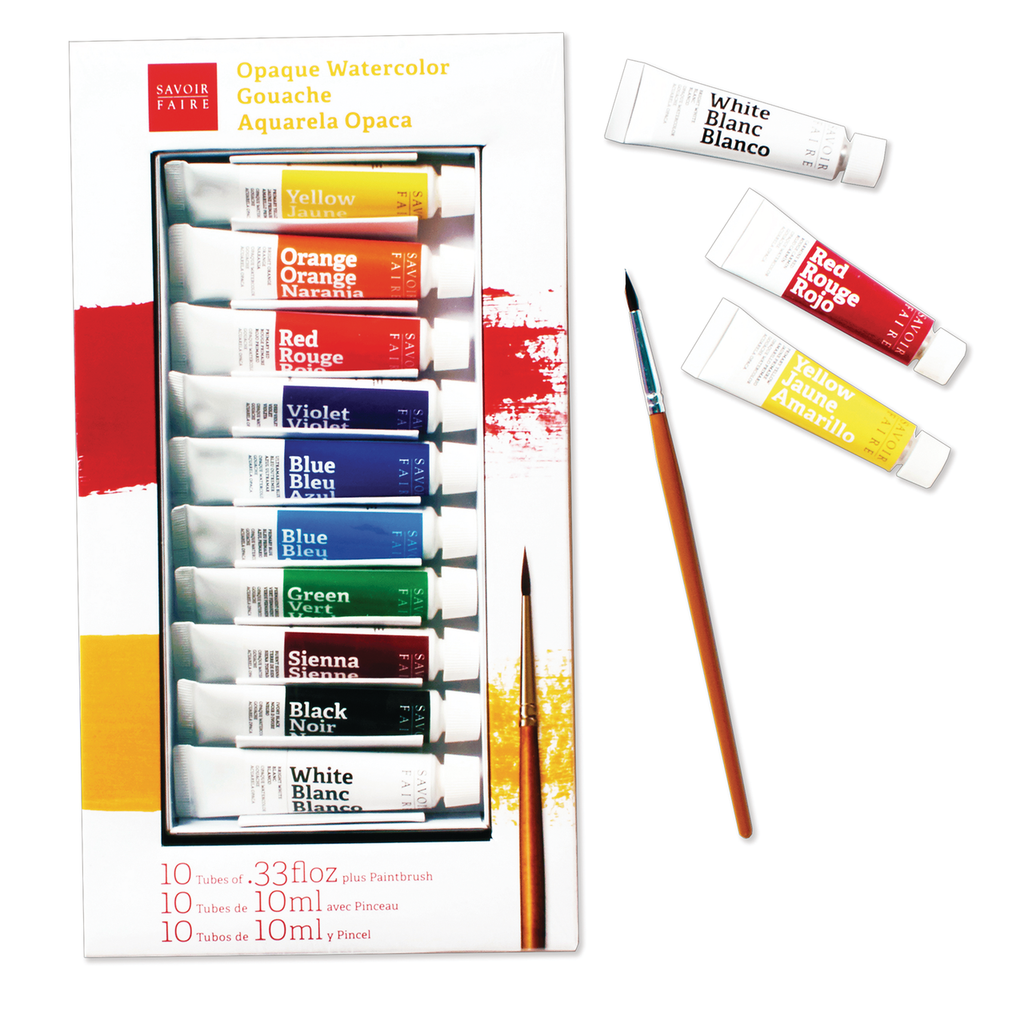 Opaque Watercolor Set
