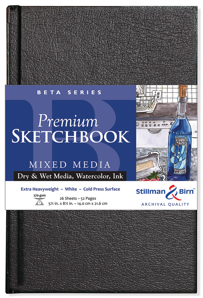 Stillman & Birn Beta Series Sketchbooks
