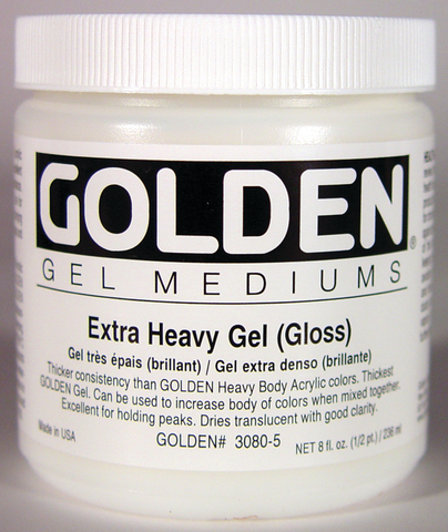 Golden Extra Heavy Gel Gloss
