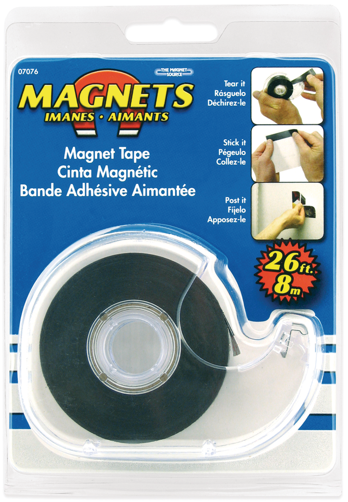 Magnet Tape w/ Dispenser