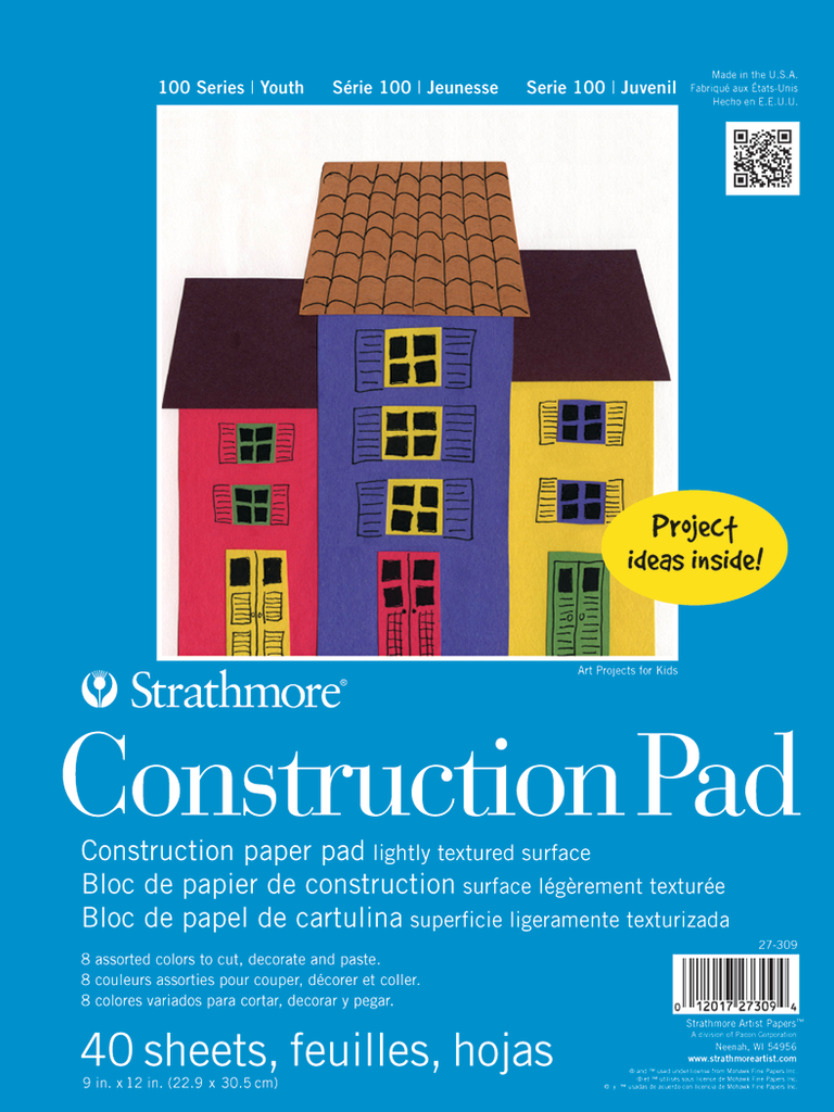 Strathmore Kids Construction Pad