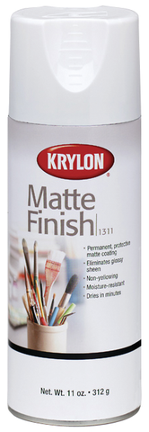 Krylon Matte Finish Spray - 11oz