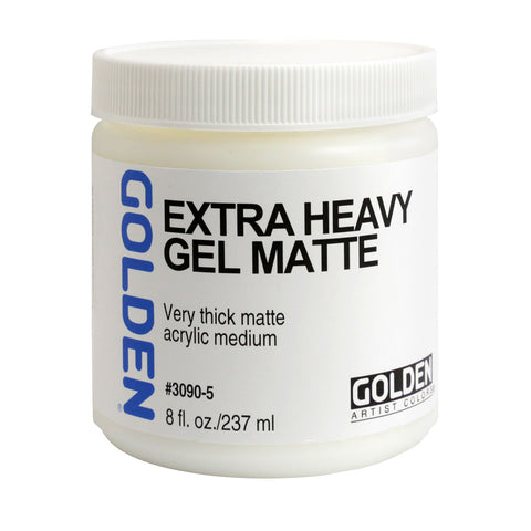 Golden Extra Heavy Gel Matte