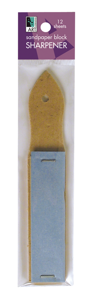 Sandpaper Sharpener