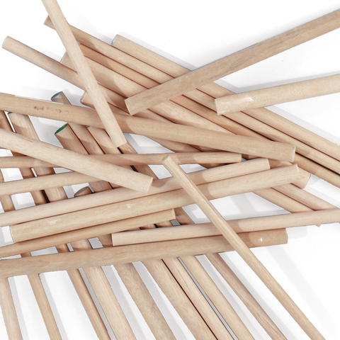 1/4in Wooden Dowels