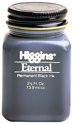 Higgins Eternal Waterproof Ink - 2.5oz Bottle