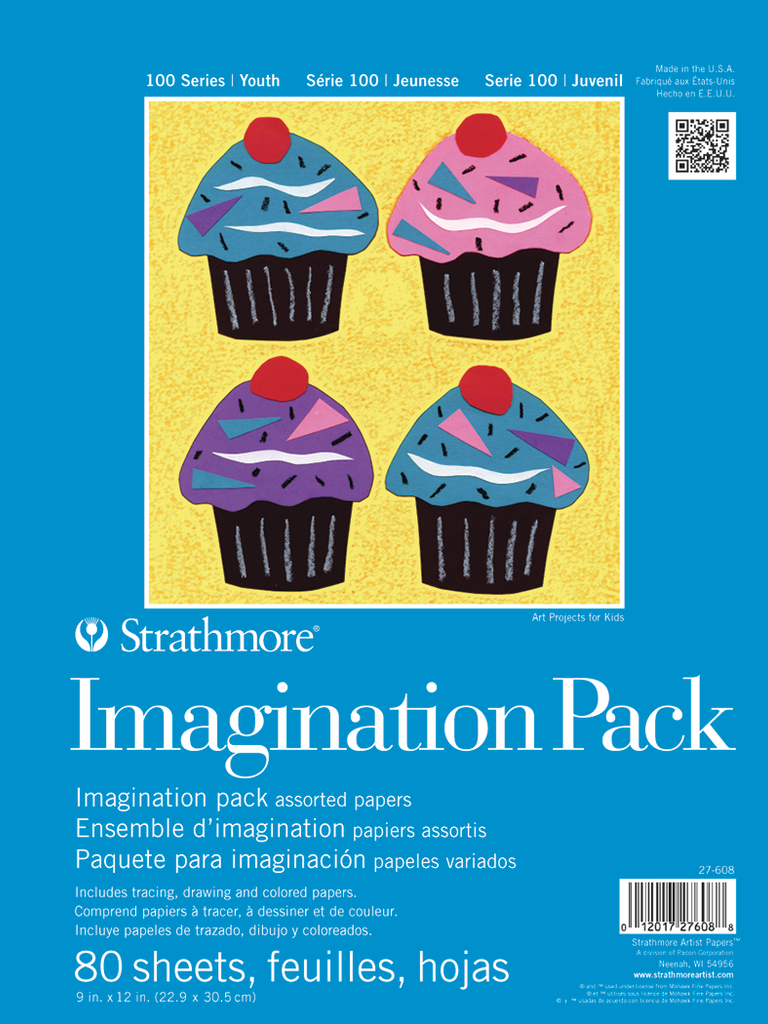 Strathmore Kids Imagination Pack