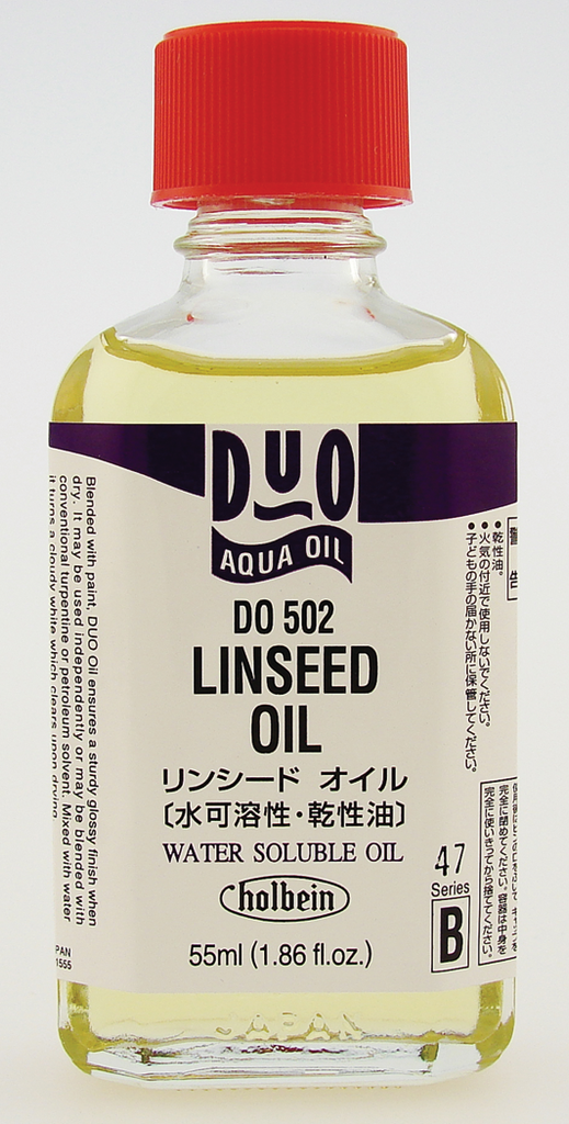 Duo Aqua Linseed Oil