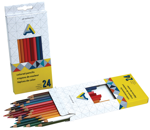 Art Alternatives Colored Pencil Sets