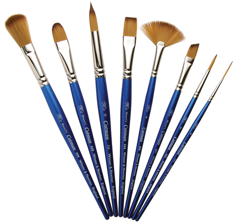 Cotman Watercolor Brushes