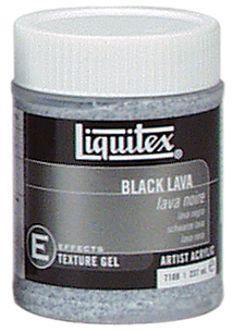 Liquitex Black Lava Medium