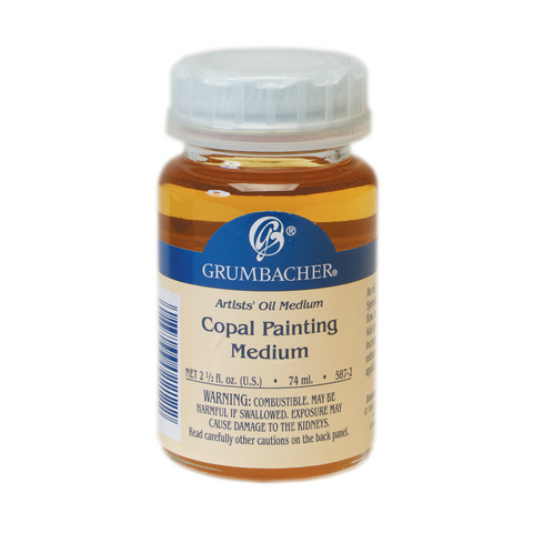 Copal Painting Medium - 2.5oz