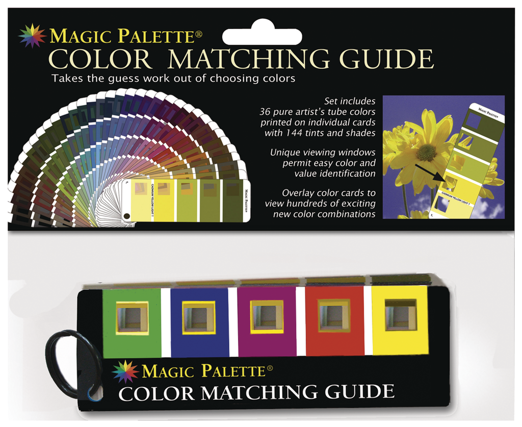 Portable Color Matchin Guide