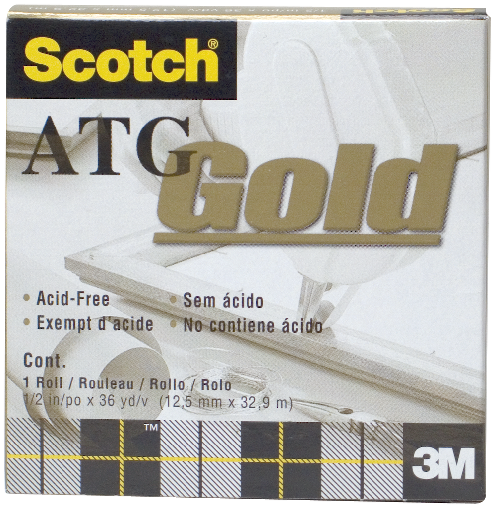 Scotch 908 Acid Free ATG Tape