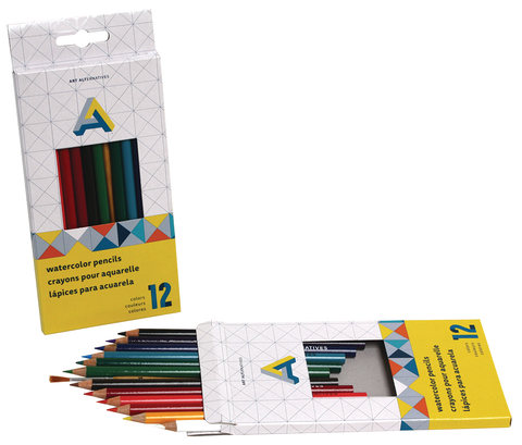 Art Alternatives Watercolor Pencil Set