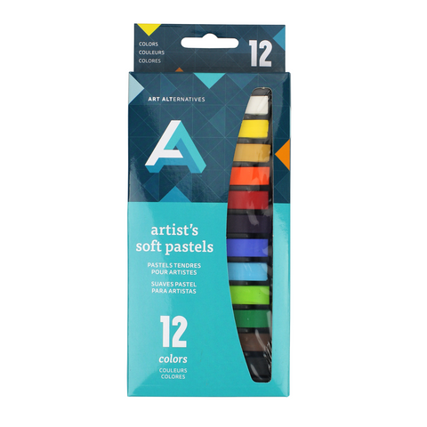 Art Alternatives Soft Pastel Multicolor Sets