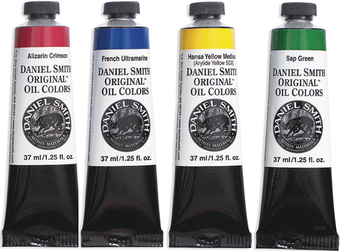 Daniel Smith Original Oil Colors - 37ml Tubes