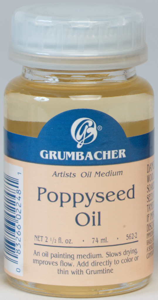 Poppy Seed Oil - 2.5oz
