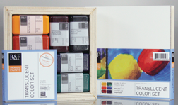 Encaustic Translucent Color Set