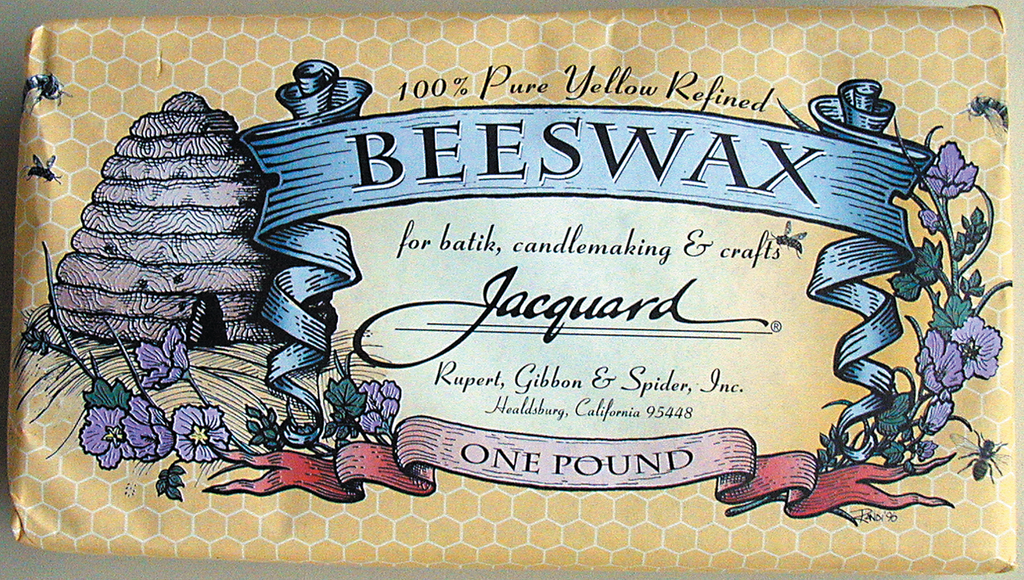 Jacquard Yellow Beeswax