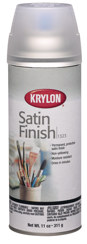 Krylon Satin Finish Spray - 11oz