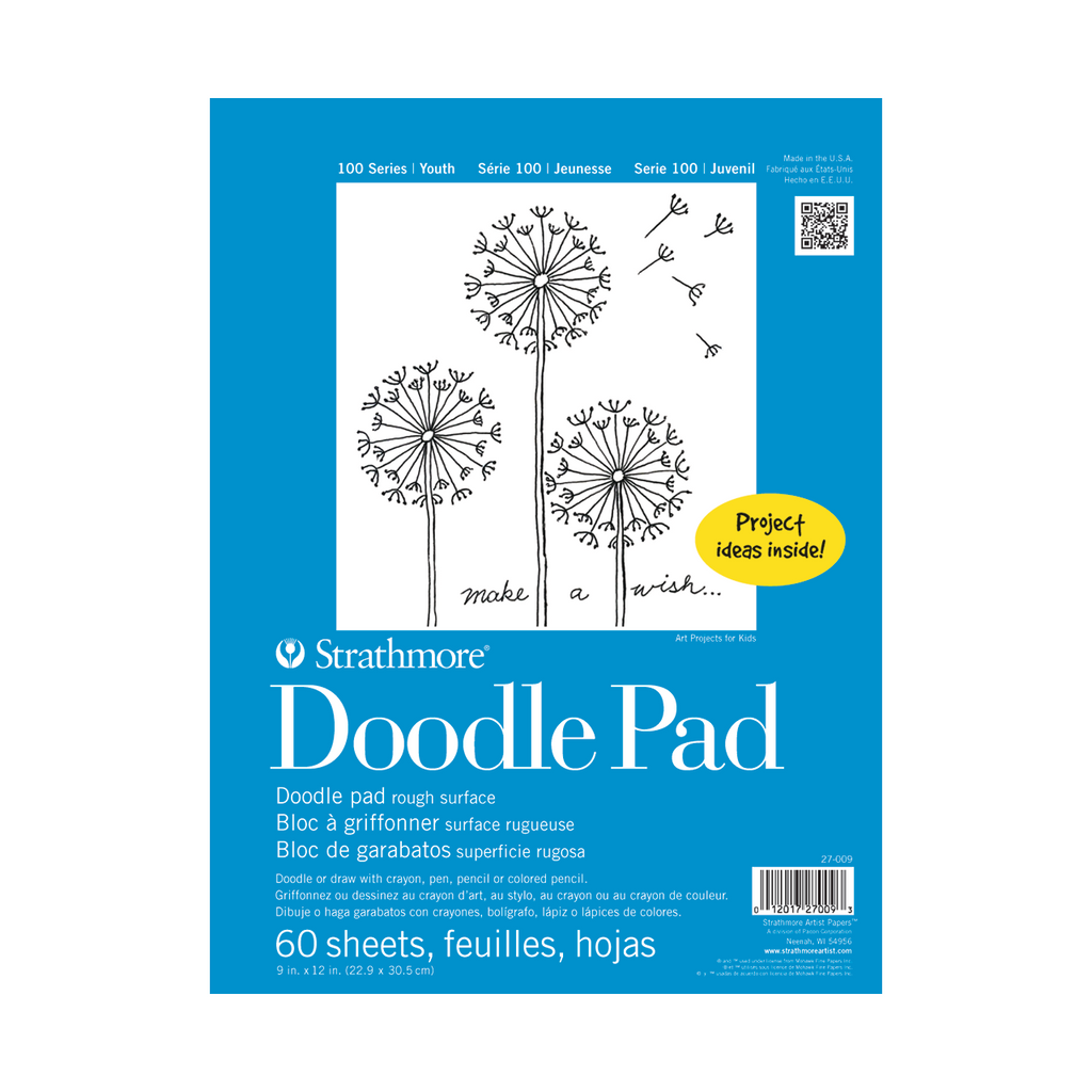 Strathmore Kids Doodle Pad