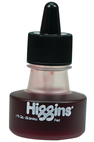 Higgins Drawing Inks - 1oz Bottles