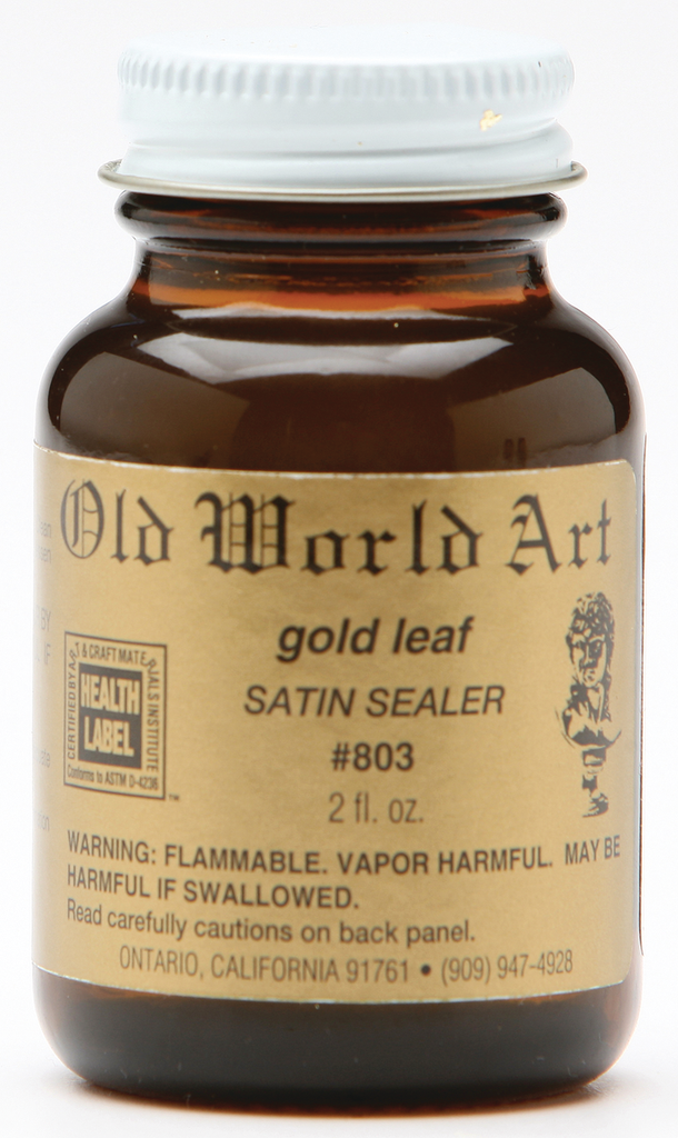 Old World Art Satin Sealer
