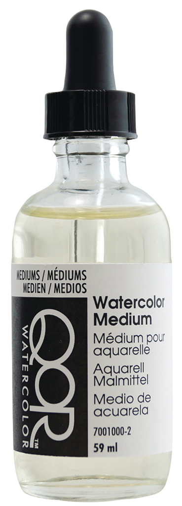 QoR Watercolor Medium - 59ml Bottle