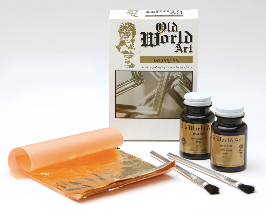 Old World Art Basic Leafing Kits