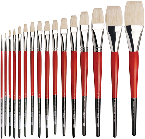 Da Vinci Maestro 2 Bristle Brushes