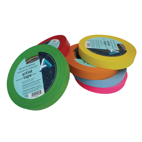 Art Alternatives Colored Artist Tape