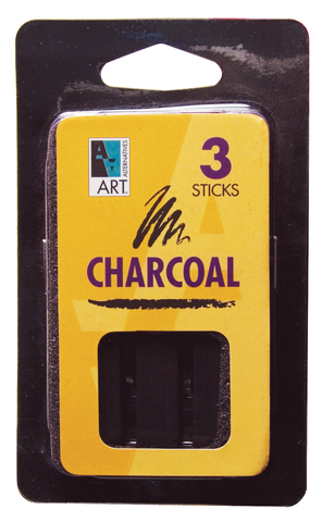 Art Alternatives Charcoal Drawing Sticks