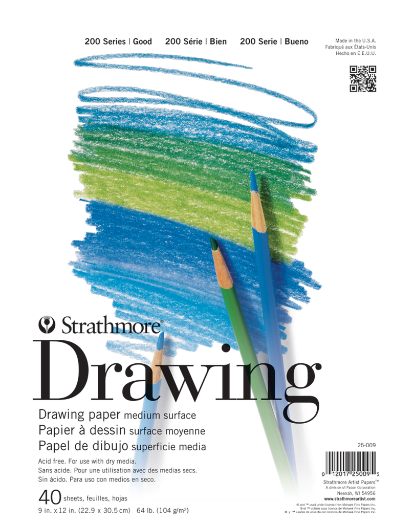 Strathmore 200 Series Drawing Pad