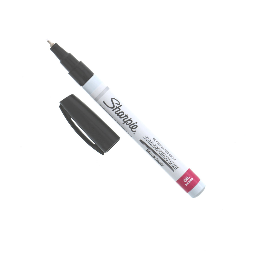 Sharpie Oil Based Paint Markers Extra Fine Black