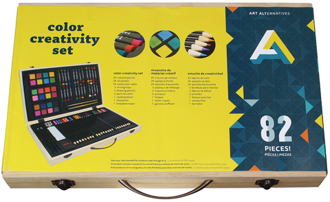 Art Alternatives Color Creativity Set