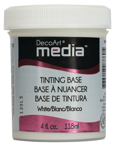 DecoArt White Tinting Base