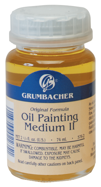 Oil Painting Medium II - 2.5oz