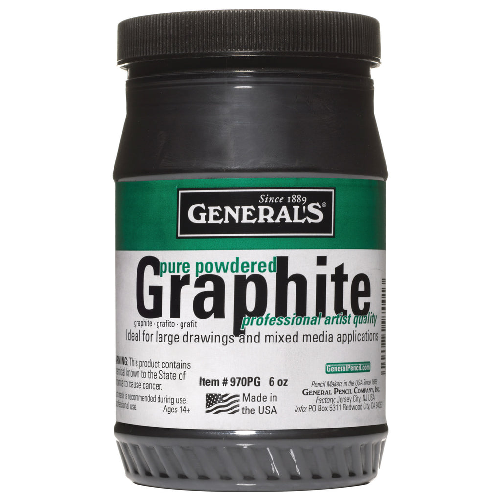 Generals Powdered Graphite