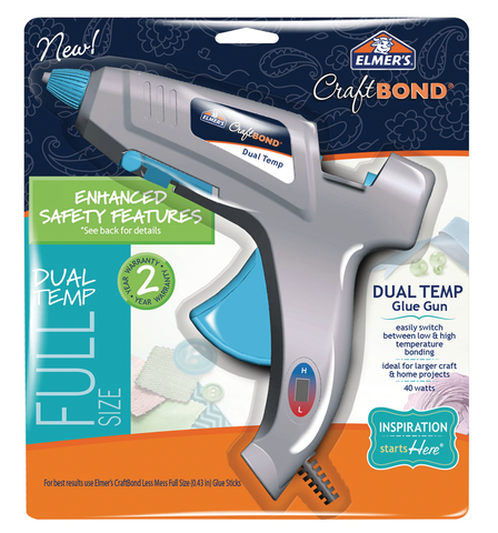 Elmer's Enhanced Safety Hot Glue Gun