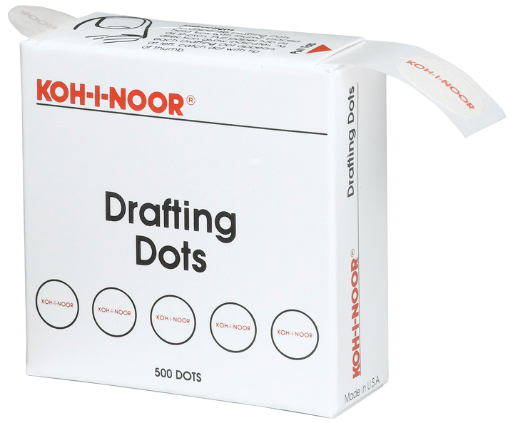 Koh-i-Noor Drafting Dots