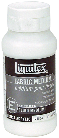 Liquitex Fabric Medium