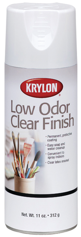 Krylon Low Odor Spray Coating - 11oz