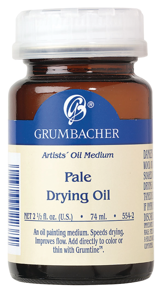 Pale Drying Oil - 2.5oz