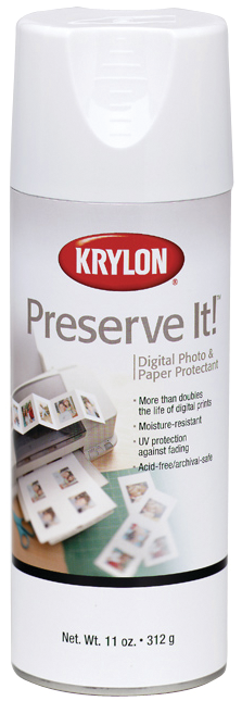 Krylon Preserve IT! Protectant Spray - 11oz