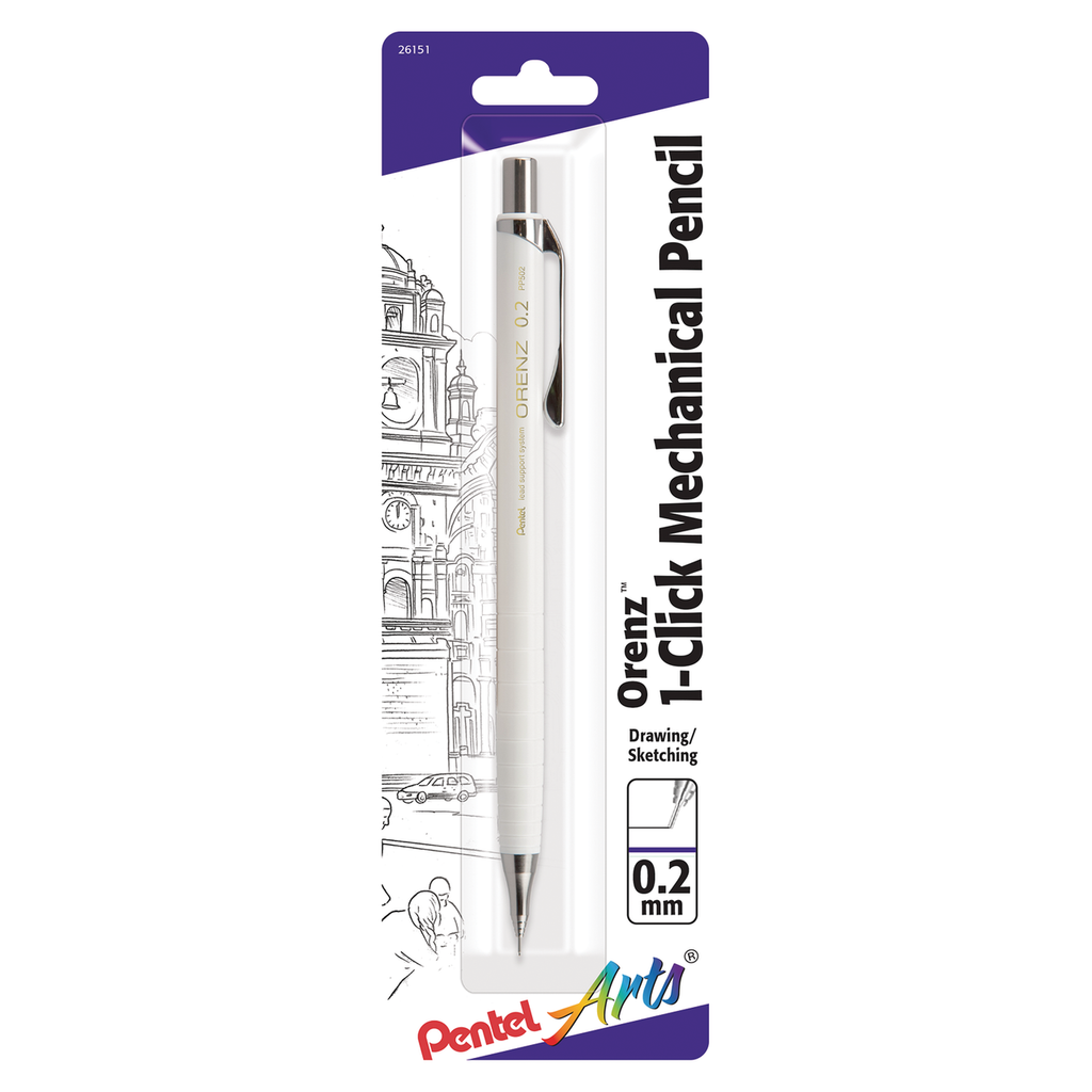 Orenz 1-Click Mechanical Pencil